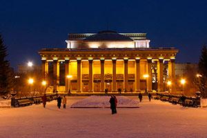 zastavkin :  Новосибирский театр Оперы и Балета