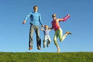 Павел Лосевский : Счастливая семья