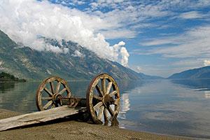 zastavkin : Телецкое озеро