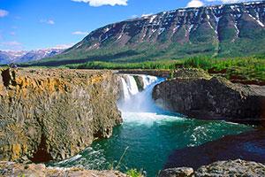 zastavkin : Водопад